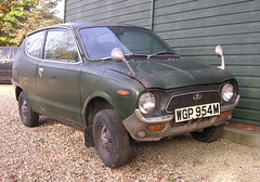 1974 Suzuki Fronte GC (Spottedlaurel) Tags: suzuki fronte