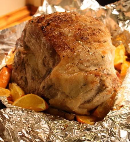 Jambon roti