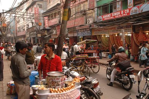 Cloth Market, Delhi 2