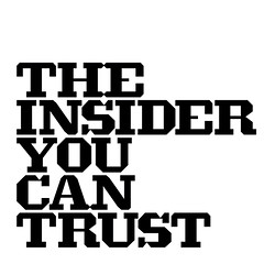 INSIDER (Kliment*) Tags: black typography design graphic you can trust type typo brand vector typographic insider logotypo