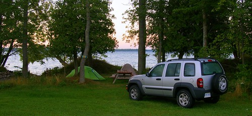 Manitoulin Island Campground