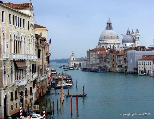 Venice - Towards Salute