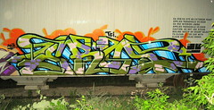 EROS 2009 (-EROS-) Tags: minnesota graffiti minneapolis eros twincities tci akb minneapolisgraffiti allkings twincitiesgraffiti minnesotagraffiti erosone trainchamps erosgraffiti