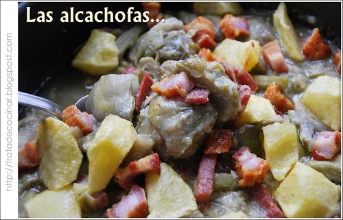 Las alcachofas8 TC