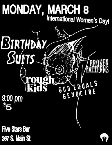 Birthday Suits by you.