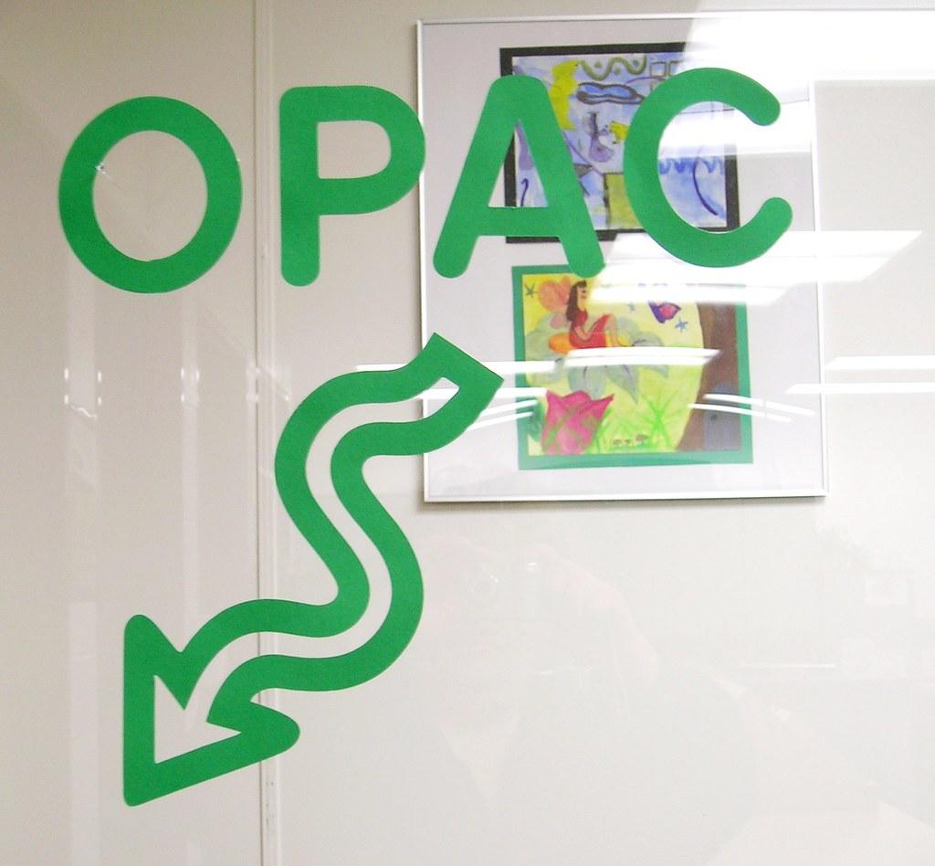 OPAC (Online Public Access Catalogue)