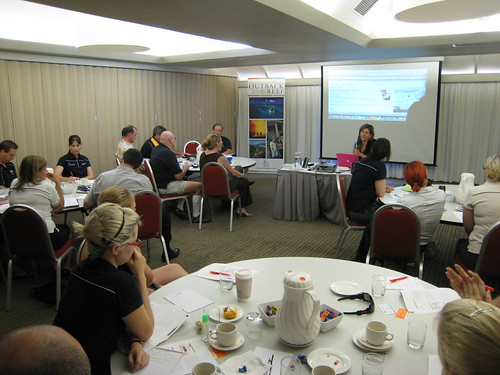 Rockhampton Online marketing workshop for Tourism