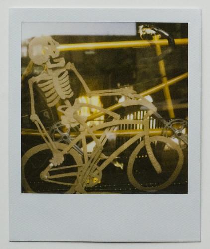 Skeletor Rides