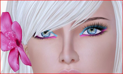 sl 2.0 - barbie makeup test 2