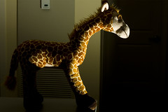 Art 207 - Assignment 7.2 - Still Life - Sinister Giraffe 2