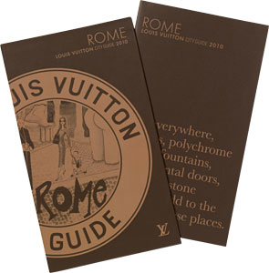 Louis Vuitton Rome city guide