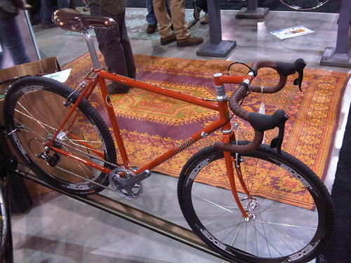 Another Cielo. Can this be my CX bike? #nabhs