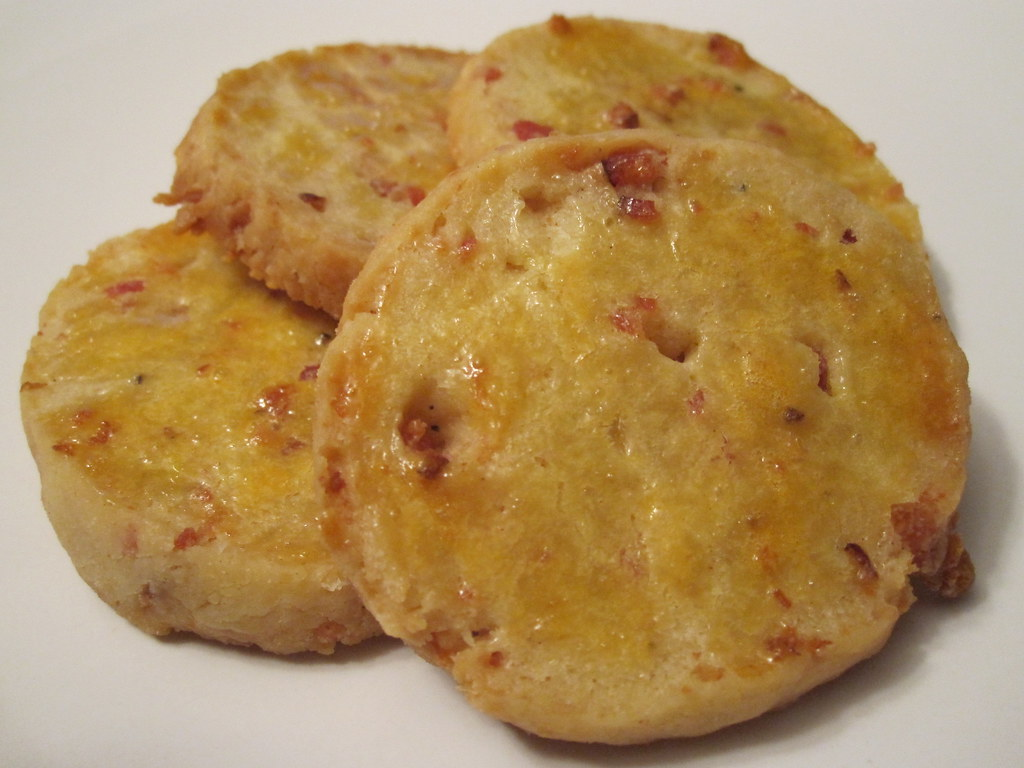German Bacon Cookies