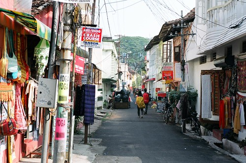 Cochin's Streets