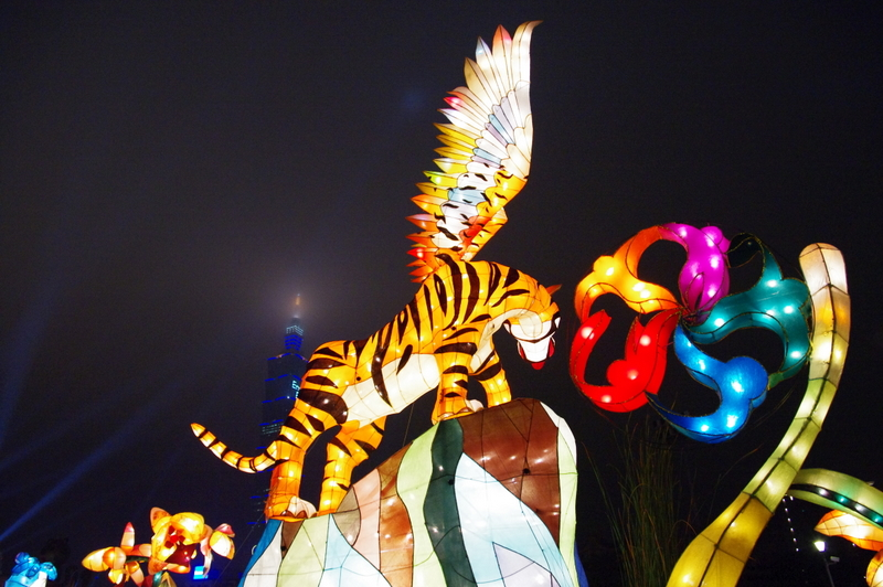 2010台北元宵燈會