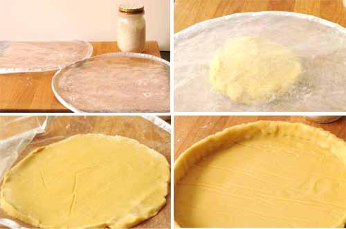 tart crust story board