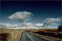 Road to nowhere (K_D_B 2 Million views. Thanks) Tags: road sky tarmac clouds canon vanishingpoint hedges 30d tufton sigma1020mm kdb newinn preselihills