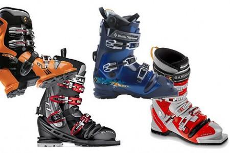 Telemarkové boty