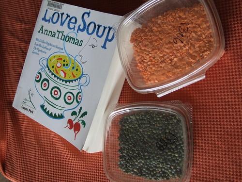 love soup & love lentils
