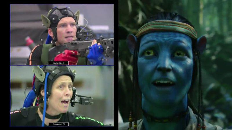4401979070 899cf3a426 o d Making of AVATAR Using Advance Motion Capture Technology