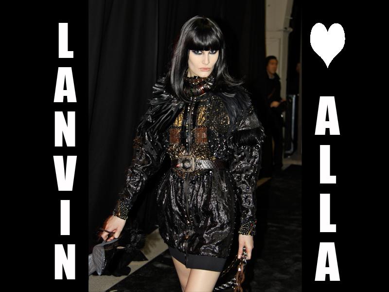 Alla Lanvin