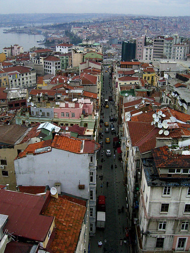 Istanbul from Galata Tower 1