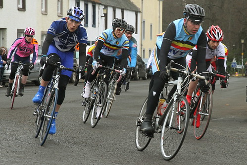 Edinburgh Road Club Race