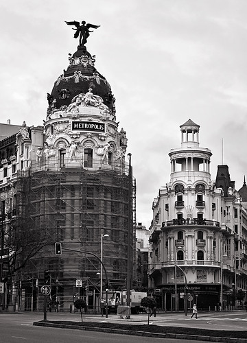 Metropolis Building (Madrid)