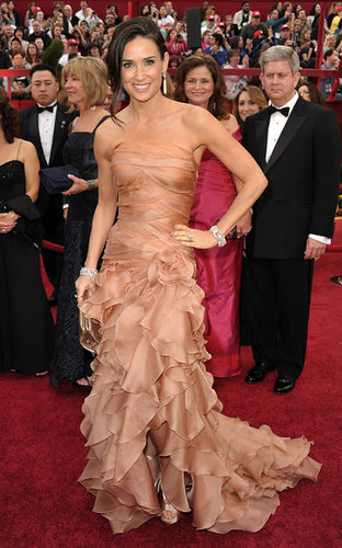 Demi Moore at the 82nd Annual Academy Awards