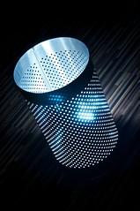 66/365 - Faraday Light (derRuedi) Tags: bucket flash bin 365 faradaycage afsdxvrzoomnikkor18105mmf3556ged