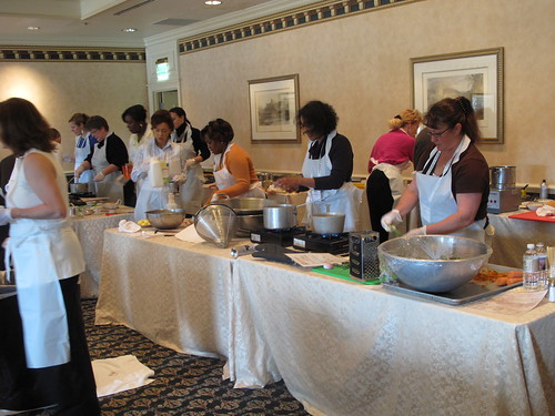 Cooking Up Leadership Session at Great Ideas 2010