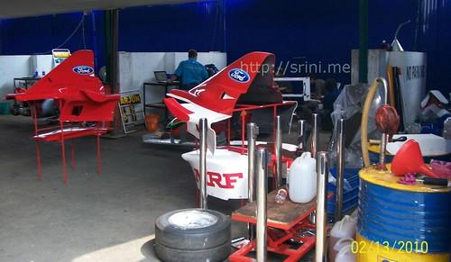 mrf race 120