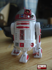 Wedge Antilles' Astromech Droid R2-A3