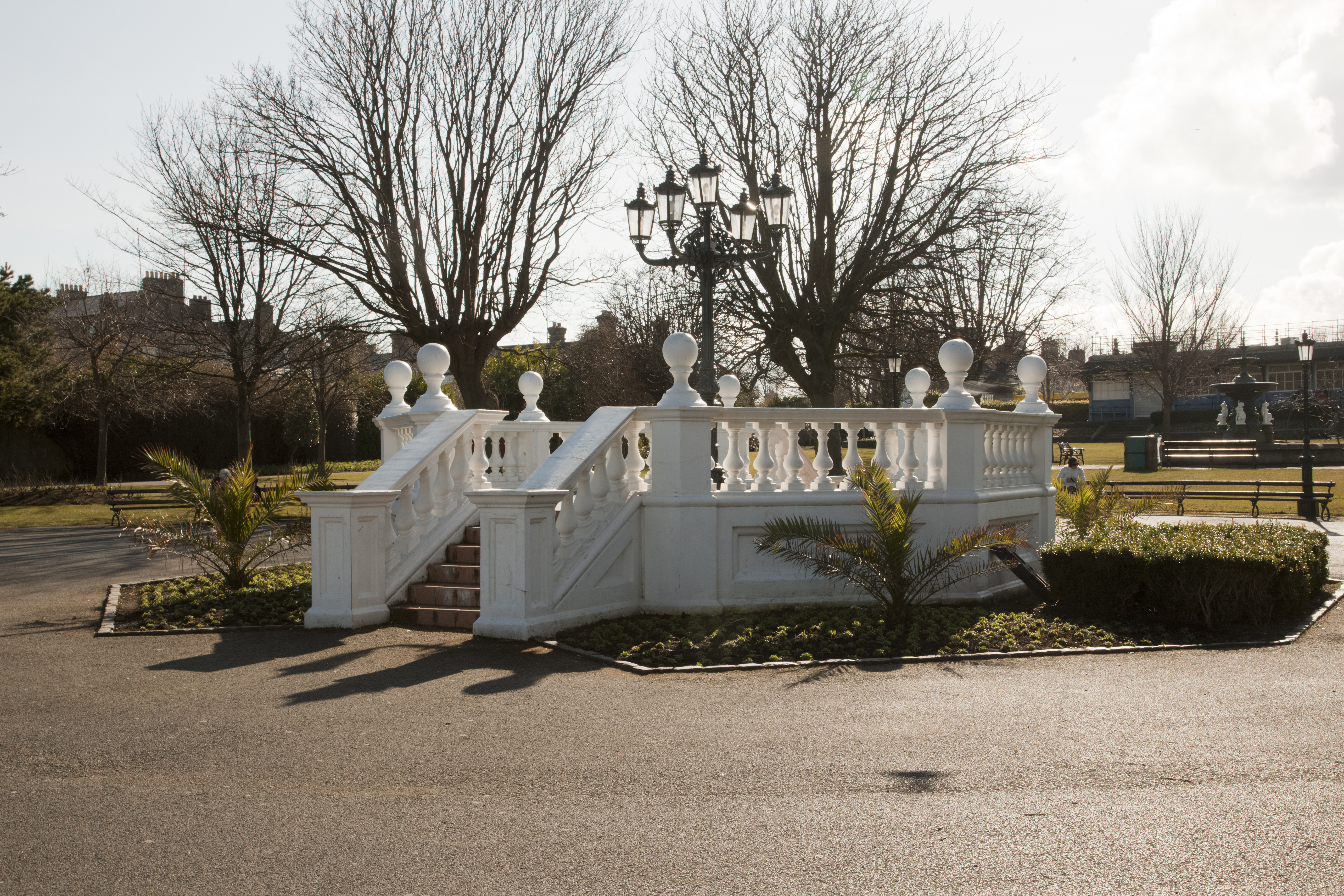 People's Park in Dún Laoghaire