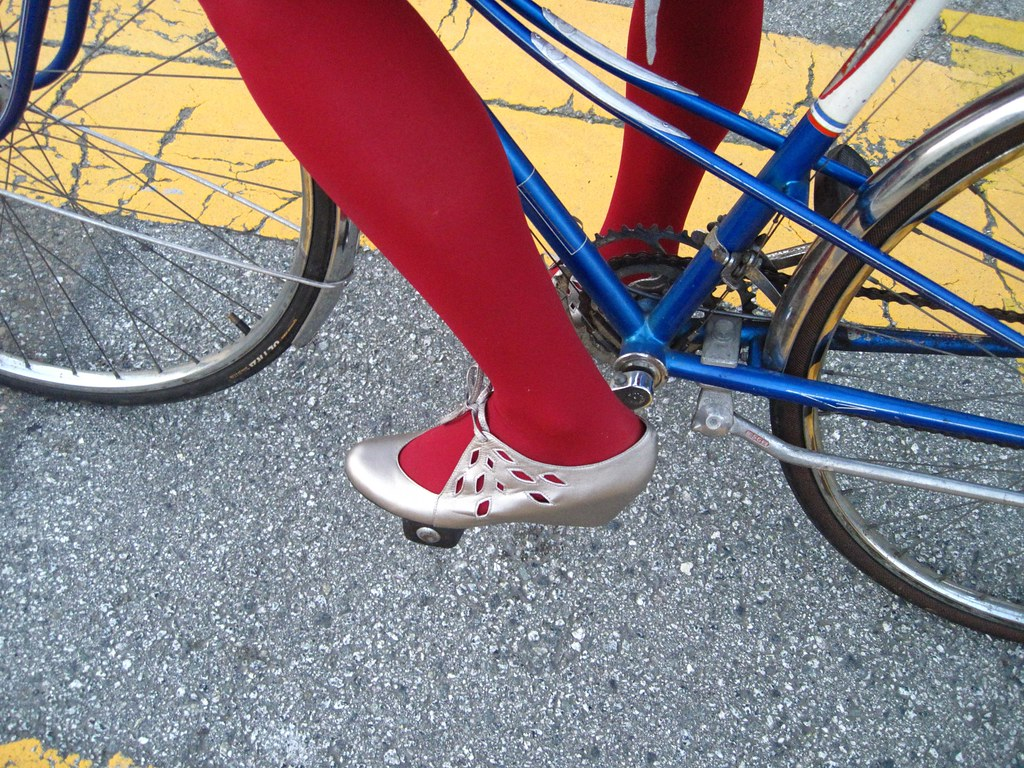 red limbs