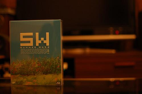 サマーウォーズ Blu-ray