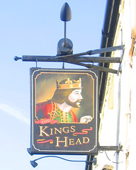 The Kings Head, Wells