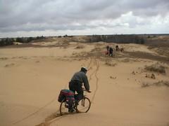 Олешковские пески 23-25 Апреля