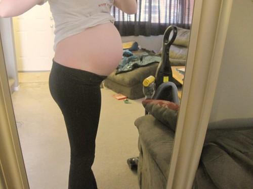 pregnant whore