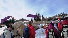Oslo Holmenkollen Ski Jump preparing for OSL2011 #15