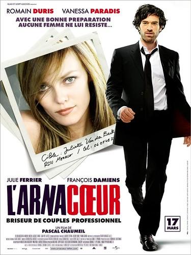 L'Arnacoeur - Affiche