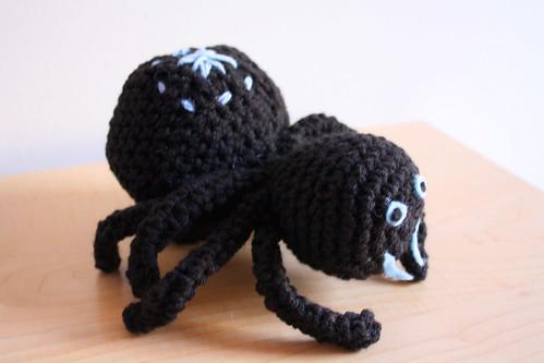 Quite a spider