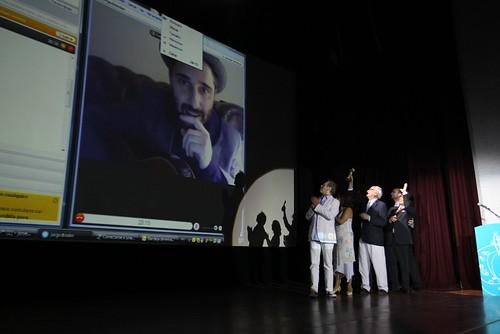 Festival de cine com Drexler