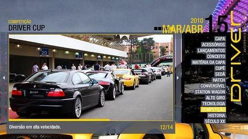 Edição nº15 (Driver Cup)