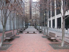 New York (mpmalizia) Tags: city newyorkcity trees brick stone modern buildings garden marble benches