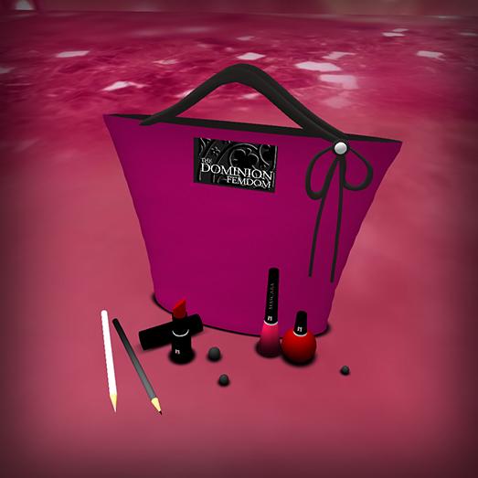 Dominion Fashion District Gift W/Goodies Inside!