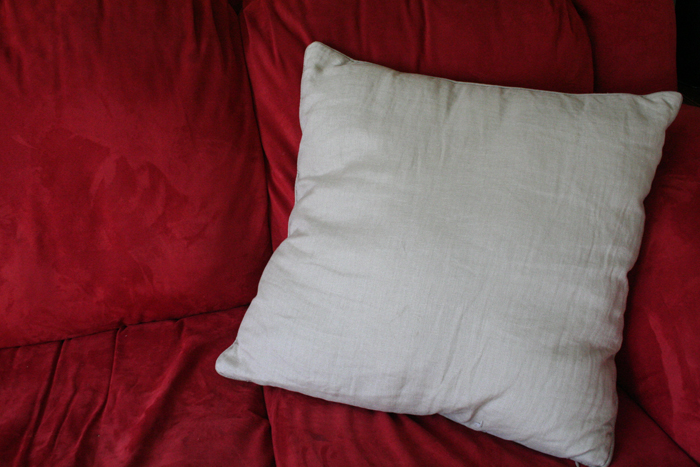 Pillow Before