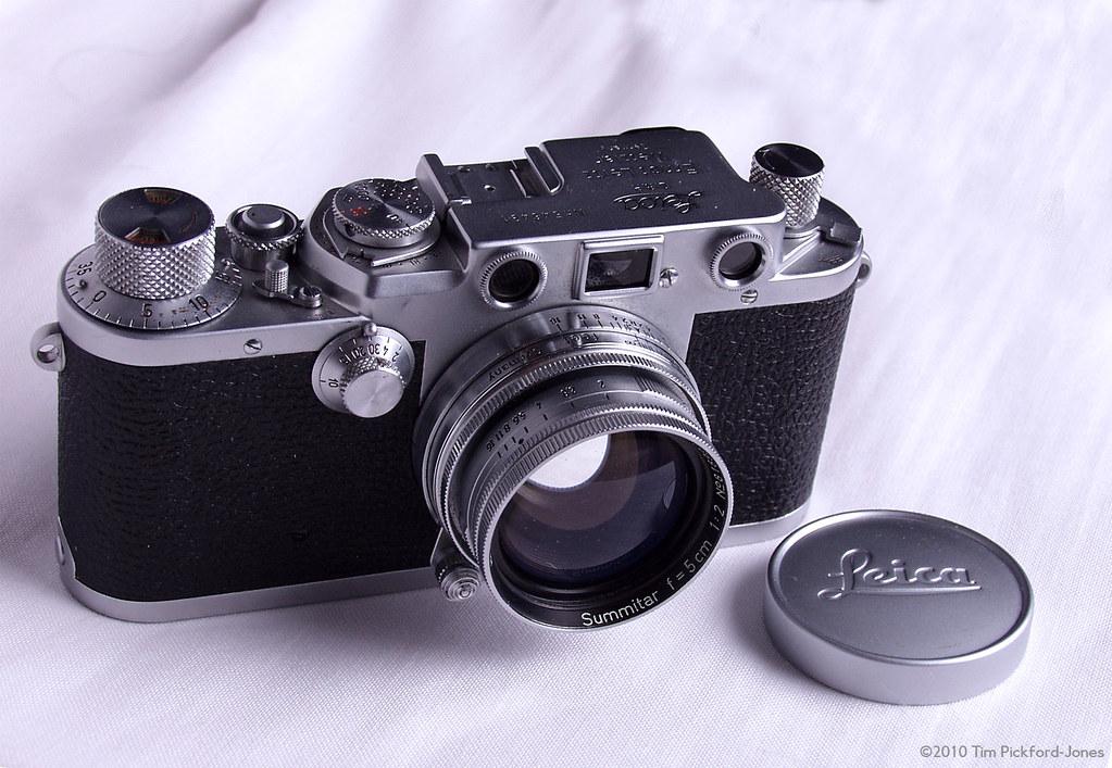 Camera Leica IIIf