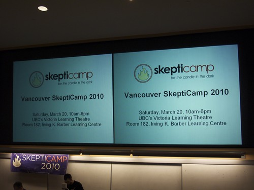 Welcome to Vancouver Skepticamp!