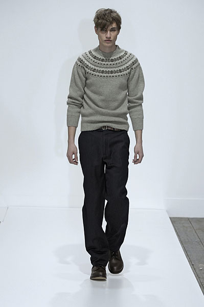 Johannes Linder3153_FW10_London_Margaret Howell(lizzylily@mh)
